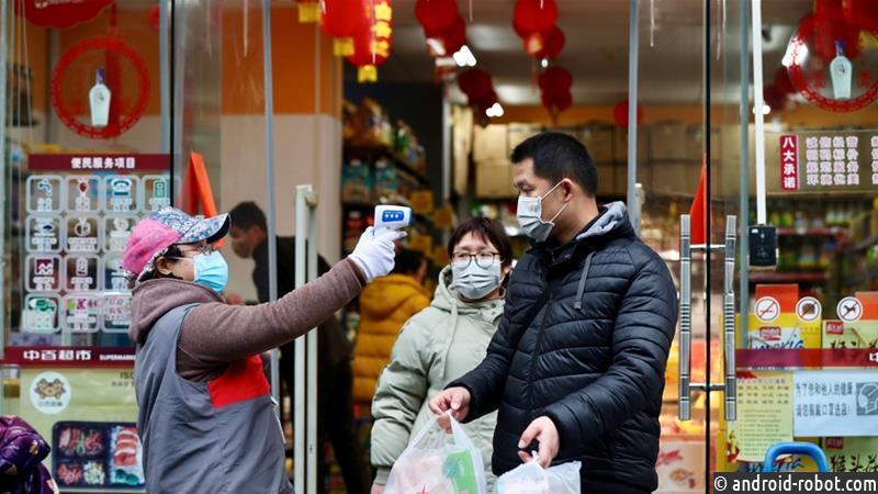 Инфляция в Китае растет, поскольку вирус вызывает покупку предметов первой необходимости