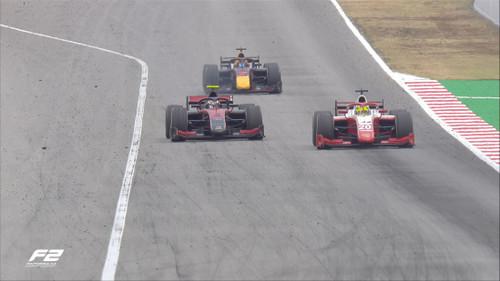 Снова подиум. Мик Шумахер финишировал 3-м на Гран-при Испании
