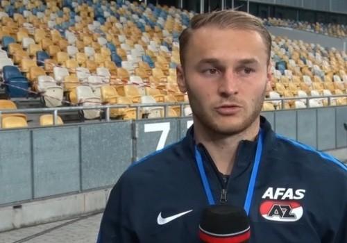 КООПМЕЙНЕРС: «Вся команда виновата в первом пропущенном голе от Динамо»