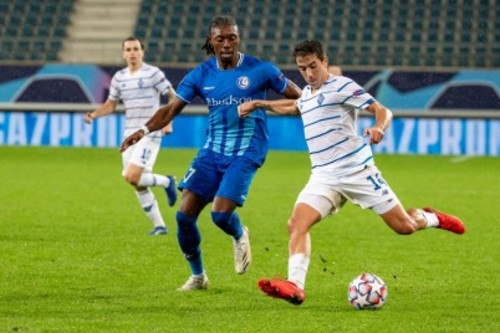 Супряга и Де Пена забили дебютные голы в еврокубках