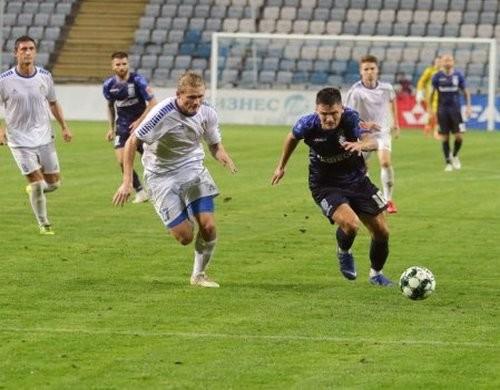 Первая лига. Красивый камбек помог Черноморцу сохранить первое место