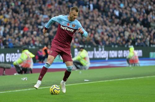 Ярмоленко остался в резерве на матч Вест Хэма против Тоттенхэма. Как и Бэйл