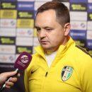 Тренер Александрии: «Была очень тяжелая и принципиальная игра»