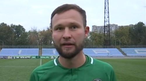 Защитник ВПК-Агро: «У Днепра-1 в первом тайме практически не было моментов»