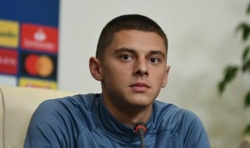 Виталий МИКОЛЕНКО: «Луческу сказал, что мы булки расслабили на 1-м месте»