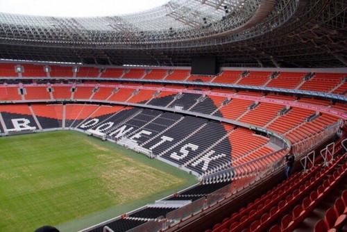 КОВАЛЕНКО: «Я хотел бы сыграть на Донбасс Арене. Там атмосфера – кайф»
