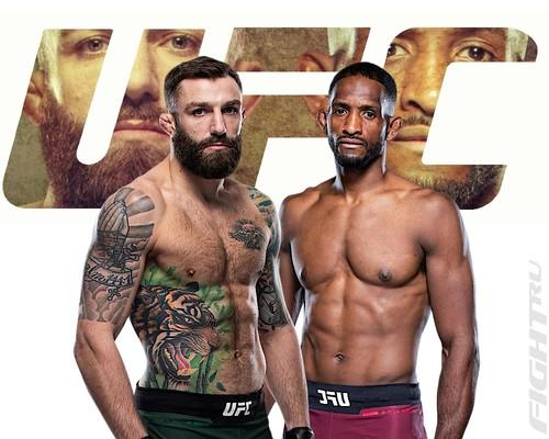 UFC радует топ-боями на старте 2021 года. Кьеза – Магни как раз из таких