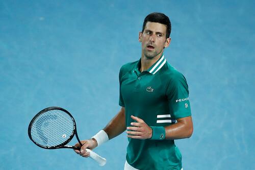 Джокович сломил сопротивление Зверева на пути в полуфинал Australian Open