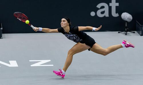 Калинина легко вышла во второй круг 25-тысячника ITF в США