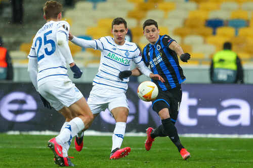 Источник: Динамо раньше положенного срока получило 38 млн евро от УЕФА