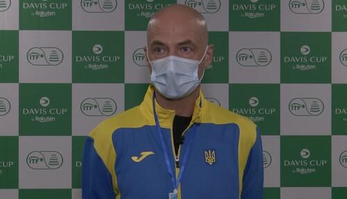 Андрей МЕДВЕДЕВ: «Соперники наших теннисистов показали прекраснейшую игру»