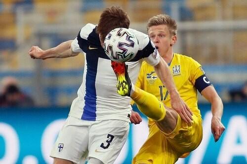 ЗИНЧЕНКО: «Футболисты сборной принимают ответственность за результат»